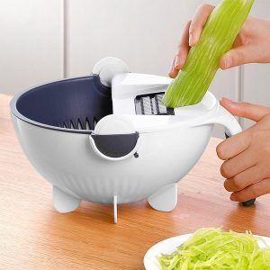 9-in-1 vegetable slicer